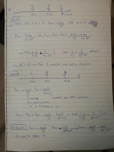 Problema di fisica - Domande - SOS Matematica